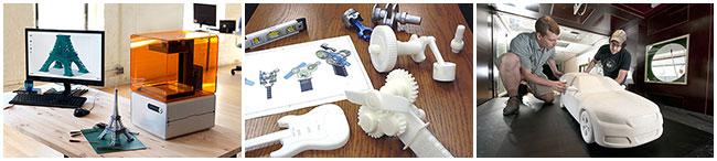 3D принтеры — будущее уже наступило