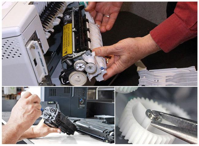 Техническое обслуживание, ремонт принтеров и мфу
