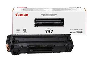 Заправка картриджей Canon Cartridge 737