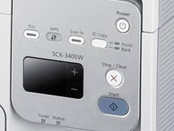 Прошивка МФУ Samsung SCX-3400, SCX-3405